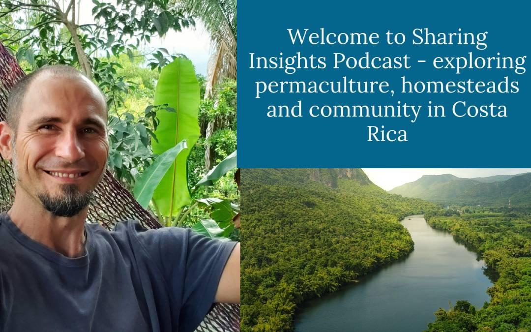 Sharing Insights Podcast