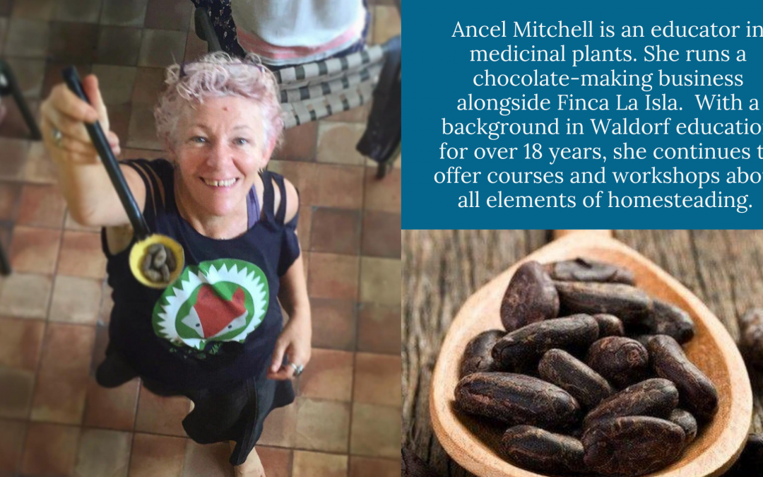 #006 Ancel Mitchell – Finca La Isla: Cacao – Traditional Roots to Cottage Industry